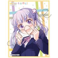 きゃらスリーブコレクション マットシリーズ 「NEW GAME!」涼風 青葉A(No.MT132)