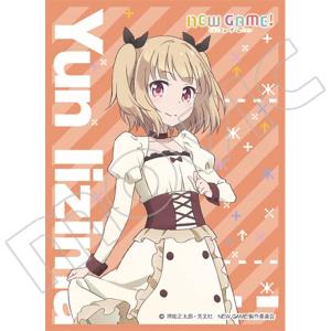 きゃらスリーブコレクション マットシリーズ NEW GAME!「飯島 ゆん」(No.MT268)