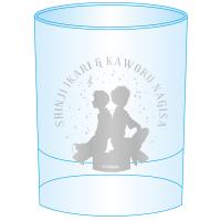 ヱヴァンゲリヲン新劇場版 ロックグラス/ヴィンテージ、シンジ&カヲル