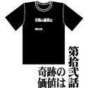 「新世紀エヴァンゲリオン」全話Tシャツ/第拾弐話