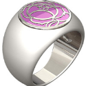 少女革命ウテナ 薔薇の刻印 指輪