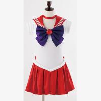 美少女戦士セーラームーン Crystal セーラーマーズの衣装 L〜XL