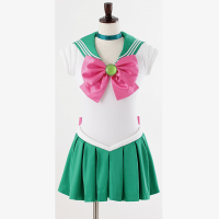 美少女戦士セーラームーン Crystal セーラージュピターの衣装 L〜XL