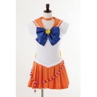 美少女戦士セーラームーン Crystal セーラーヴィーナスの衣装 L〜XL