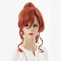 美少女戦士セーラームーン Crystal オフィシャルキャラクターウィッグ(セーラージュピター)