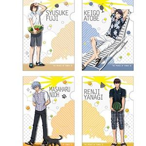 新テニスの王子様 ミニクリアファイルコレクション A:夏の朝