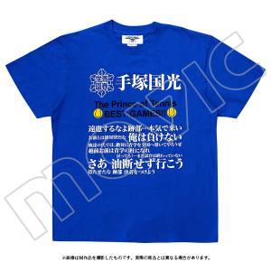 テニスの王子様 BEST GAMES!! 手塚 vs 跡部 Tシャツ 手塚 Lサイズ