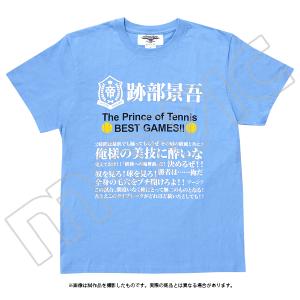 テニスの王子様 BEST GAMES!! 手塚 vs 跡部 Tシャツ 跡部 Lサイズ