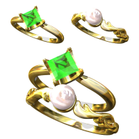 【11号】新テニスの王子様 白石指輪〜Shiraishi  Birthday Ring〜