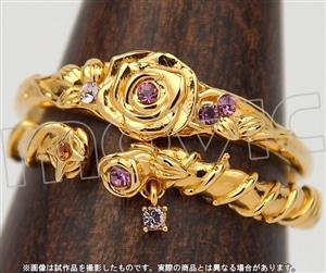【11号】新テニスの王子様 観月指輪 〜Mizuki Birthday Ring〜