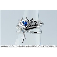 【9号】新テニスの王子様 宍戸&鳳指輪〜Doubles ring〜【受注生産限定】