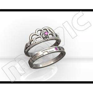 【9号】新テニスの王子様 木手指輪〜KITE Birthday Ring〜【受注生産限定】