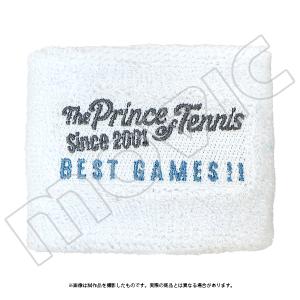 テニスの王子様 BEST GAMES!! 手塚 vs 跡部 リストバンド
