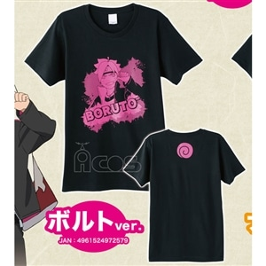 BORUTO -NARUTO THE MOVIE- Tシャツ ボルト、M