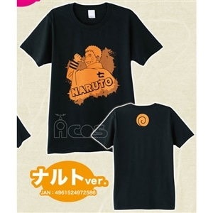 BORUTO -NARUTO THE MOVIE- Tシャツ ナルト、M