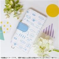 忍たま乱太郎 手帳型スマートフォンケース モチーフ柄