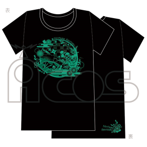 忍たま乱太郎 Tシャツ/六年生