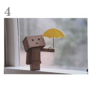 【ポストカード】365 Days of Danboard/No.004