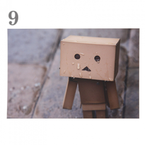 【ポストカード】365 Days of Danboard/No.009