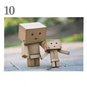 【ポストカード】365 Days of Danboard/No.010