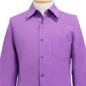 ACOSオリジナル 紫ワイシャツ