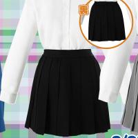 スカート(黒)XL