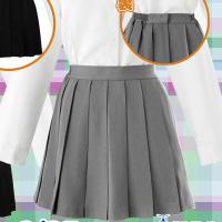 スカート(グレー)XL