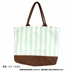痛めいと トートバッグL(SP Ver.)/チョコミント