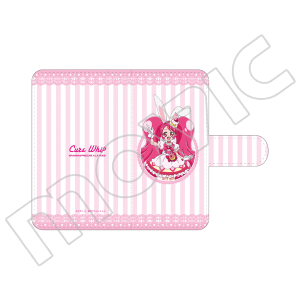 キラキラ☆プリキュアアラモード 手帳型スマートフォンケース キュアホイップ