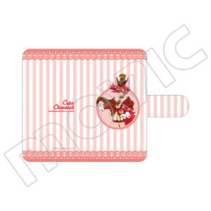 キラキラ☆プリキュアアラモード 手帳型スマートフォンケース キュアショコラ