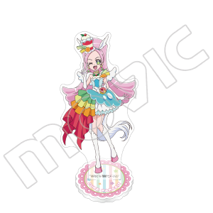 キラキラ☆プリキュアアラモード アクリルスタンド キュアパルフェ
