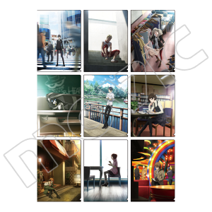 PERSONA5 the Animation クリアファイルコレクション キャラクタービジュアル