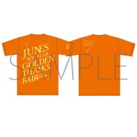 ペルソナ4ザ・ゴールデン ジュネス新春ゴールデン感謝祭 イベントTシャツ オレンジ