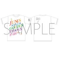 ペルソナ4ザ・ゴールデン ジュネス新春ゴールデン感謝祭 イベントTシャツ 白