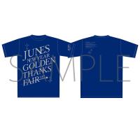 ペルソナ4ザ・ゴールデン ジュネス新春ゴールデン感謝祭 イベントTシャツ 紺