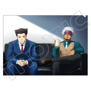 逆転裁判〜その「真実」、異議あり!〜Season 2 クリアファイル