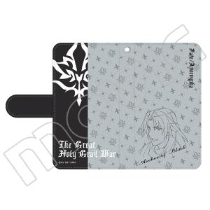 Fate/Apocrypha 手帳型スマートフォンケース 黒のアーチャー
