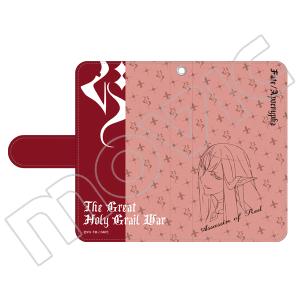 Fate/Apocrypha 手帳型スマートフォンケース 赤のアサシン