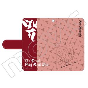 Fate/Apocrypha 手帳型スマートフォンケース 赤のランサー