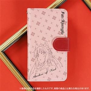Fate/Apocrypha 手帳型スマートフォンケース 赤のアーチャー