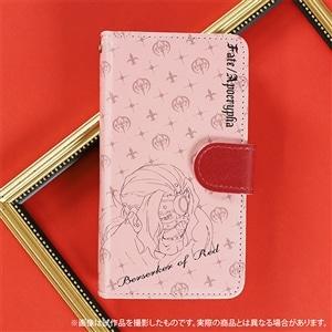 Fate/Apocrypha 手帳型スマートフォンケース 赤のバーサーカー