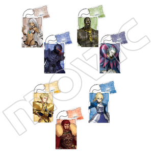 Fate/EXTELLA LINK スタンド付アクリルキーホルダーコレクション Vol.3
