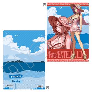 Fate/EXTELLA LINK クリアファイル フランシス・ドレイク 水着