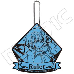 Fate/Grand Order ラバーコースター C:ルーラー
