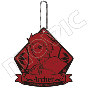 Fate/Grand Order ラバーコースター D:アーチャー