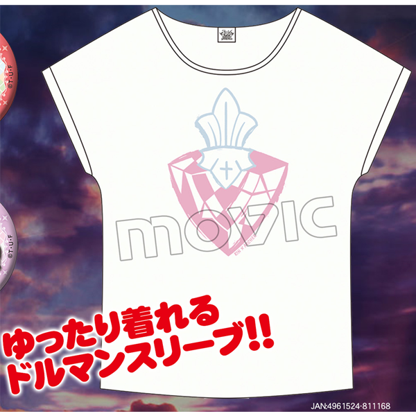 Fate/stay night[Unlimited Blade Works] Tシャツ/凛