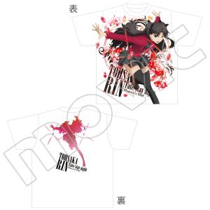 劇場版「Fate/stay night[Heaven's Feel]」 フルグラフィックTシャツ 凛