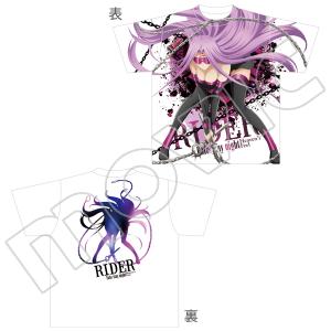 劇場版「Fate/stay night[Heaven's Feel]」 フルグラフィックTシャツ ライダー