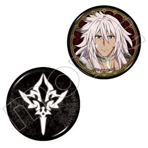 Fate/Apocrypha 缶バッジセット 黒のセイバー