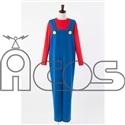 スーパーマリオ  マリオの衣装 メンズL